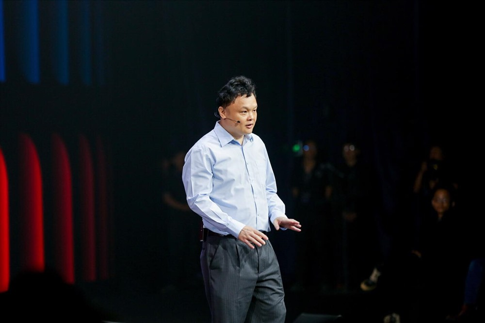 Ông Nguyễn Thế Tân, Tổng giám đốc VCCorp